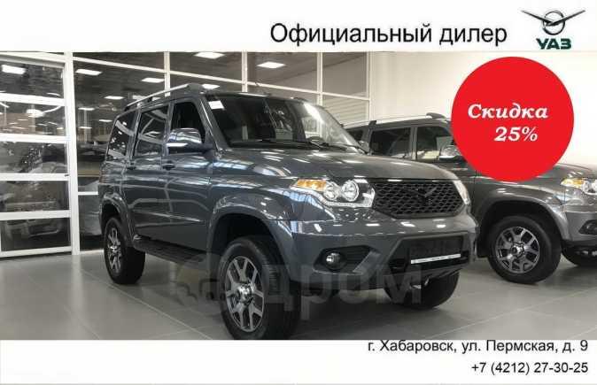 УАЗ Патриот, 2019 год, 1 465 200 руб.