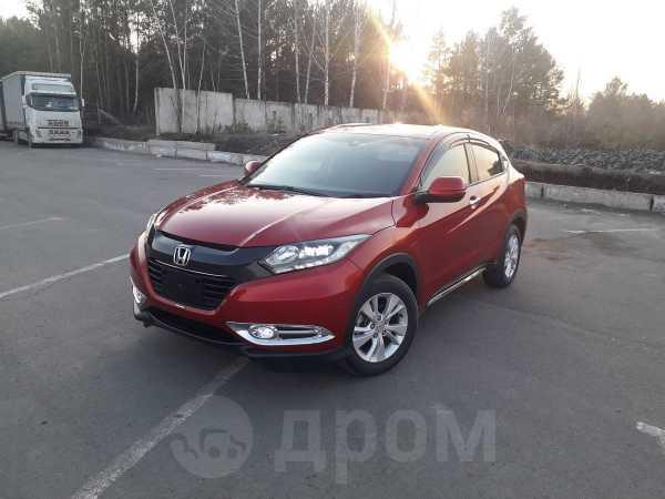Honda Vezel, 2018 год, 1 280 000 руб.