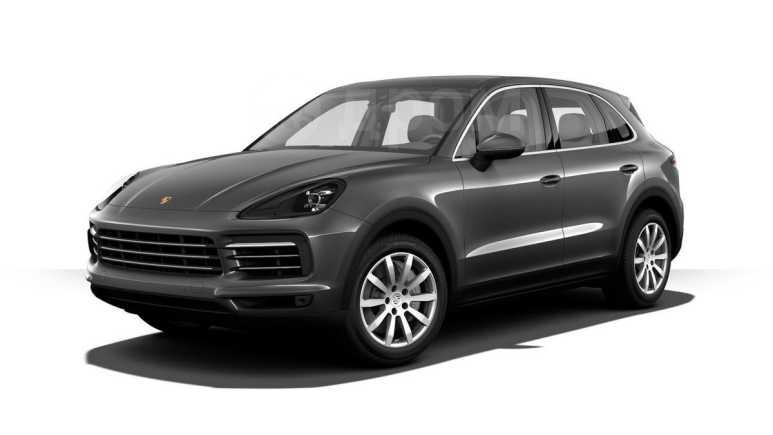 Porsche Cayenne, 2020 год, 10 662 476 руб.