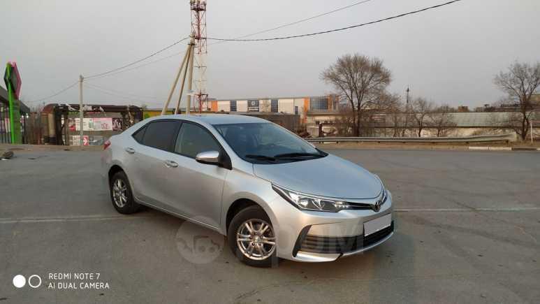 Toyota Corolla, 2016 год, 795 000 руб.