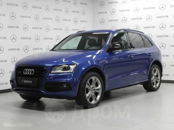 Audi Q5, 2016 год, 1 750 000 руб.