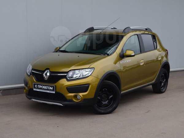 Renault Sandero Stepway, 2015 год, 535 000 руб.