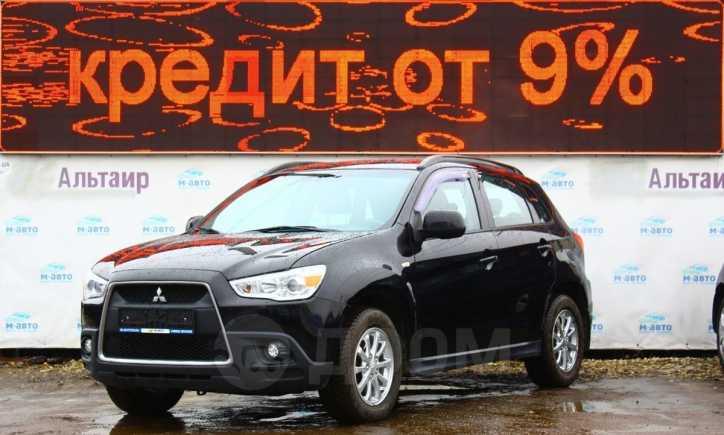 Mitsubishi ASX, 2012 год, 610 000 руб.