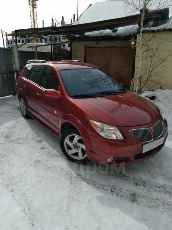 Pontiac Vibe, 2006 год, 450 000 руб.