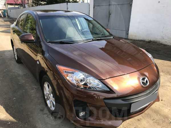 Mazda Mazda3, 2012 год, 669 000 руб.