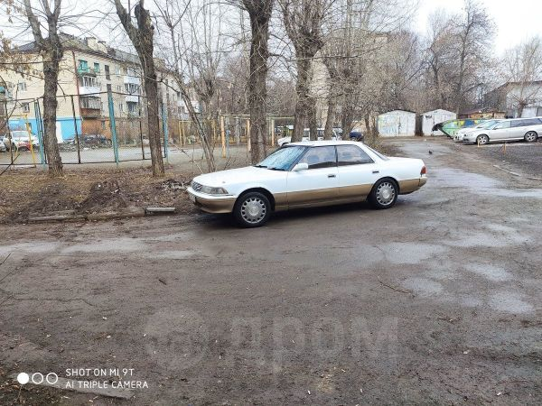 Toyota Mark II, 1989 год, 150 000 руб.