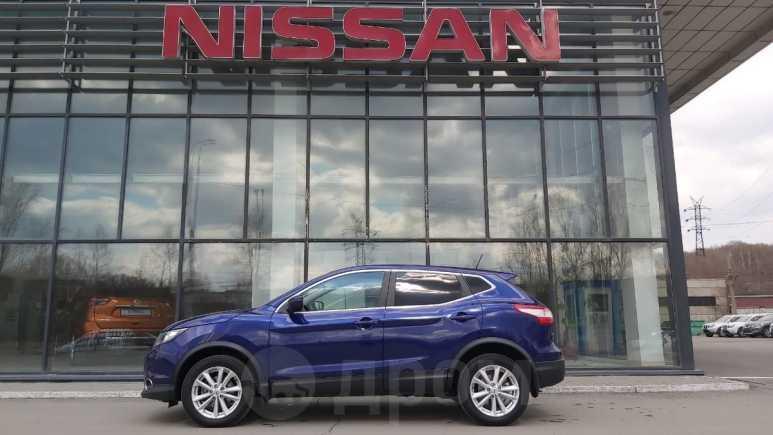 Nissan Qashqai, 2016 год, 1 299 000 руб.