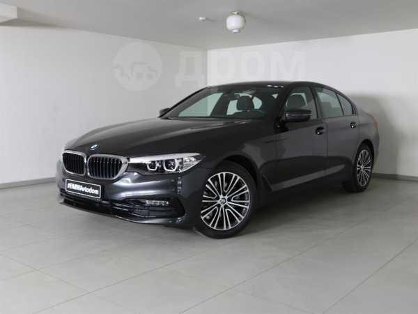 BMW 5-Series, 2020 год, 3 370 000 руб.