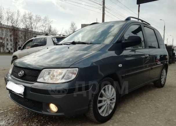 Hyundai Matrix, 2008 год, 308 000 руб.