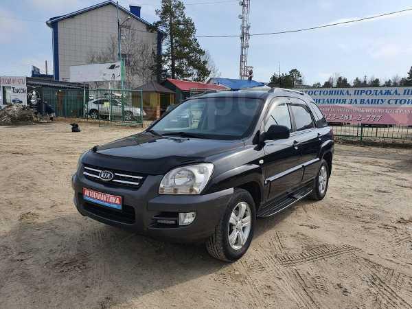 Kia Sportage, 2006 год, 435 000 руб.