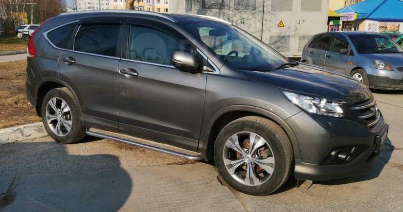 Honda CR-V, 2013 год, 1 150 000 руб.