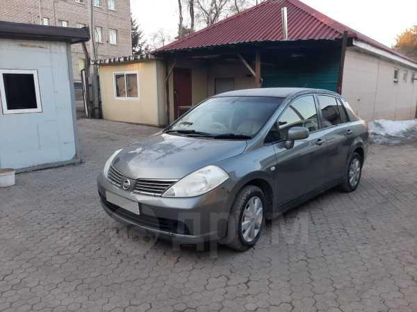 Nissan Tiida Latio, 2006 год, 300 000 руб.