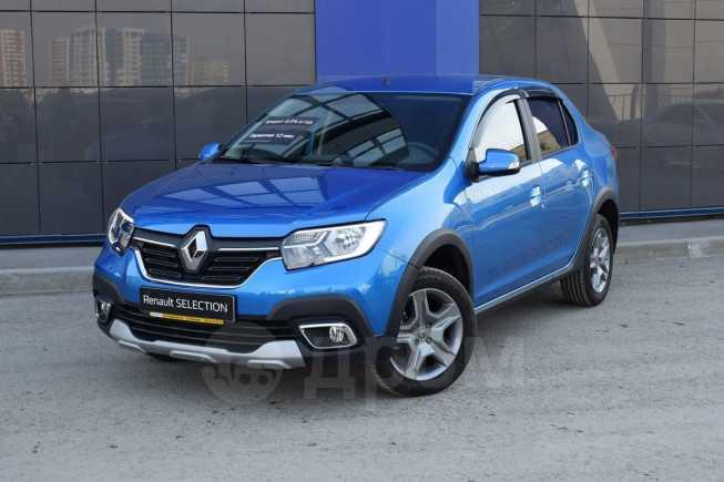 Renault Logan Stepway, 2019 год, 829 000 руб.