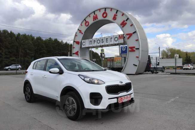 Kia Sportage, 2017 год, 1 140 000 руб.