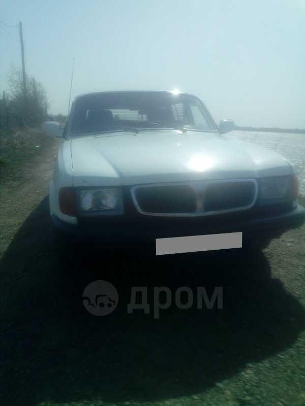 ГАЗ 3102 Волга, 1996 год, 45 000 руб.