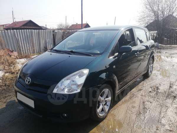 Toyota Corolla Verso, 2006 год, 390 000 руб.