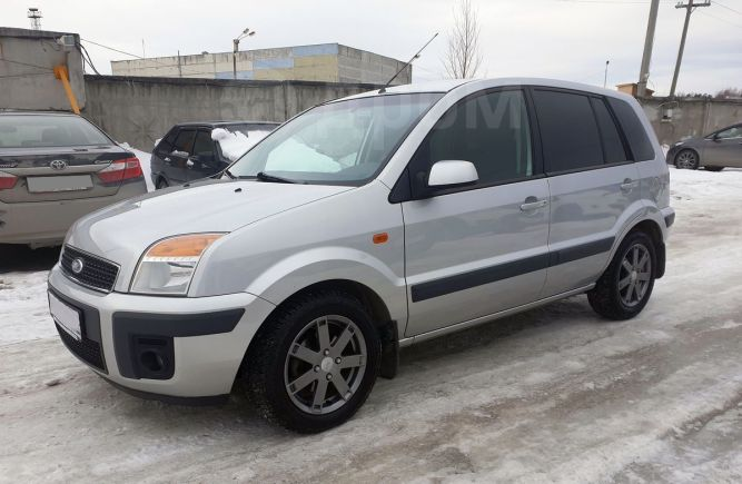 Ford Fusion, 2008 год, 317 000 руб.