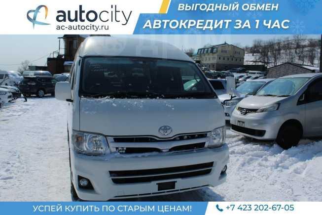 Toyota Hiace, 2012 год, 1 840 000 руб.