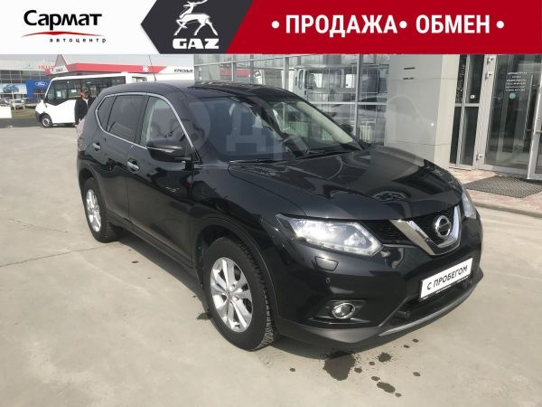 Nissan X-Trail, 2016 год, 1 250 000 руб.