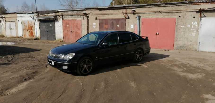 Toyota Aristo, 1999 год, 270 000 руб.