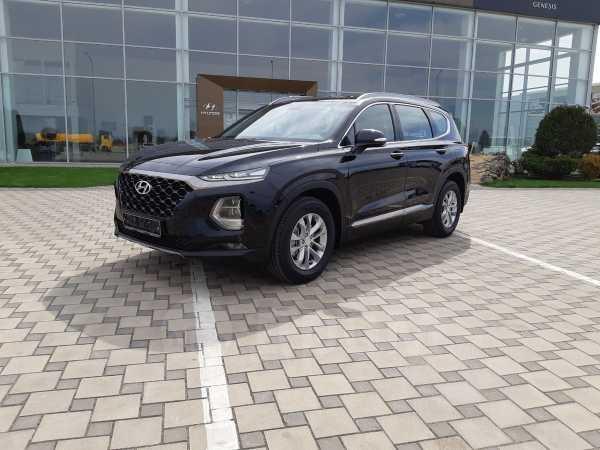 Hyundai Santa Fe, 2020 год, 2 880 000 руб.