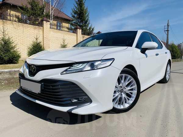 Toyota Camry, 2018 год, 1 745 000 руб.