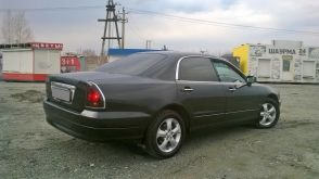 Челябинск Diamante 2002