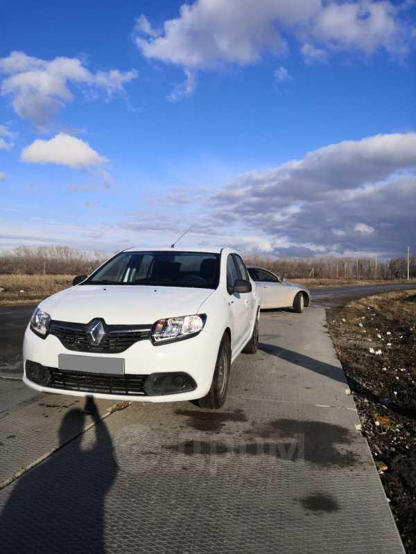 Renault Logan, 2018 год, 440 000 руб.