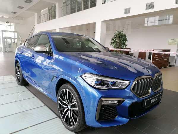 BMW X6, 2020 год, 9 100 000 руб.