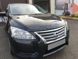 Челябинск Nissan Sentra 2015