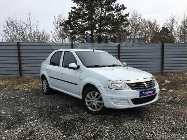 Renault Logan, 2014 год, 365 000 руб.