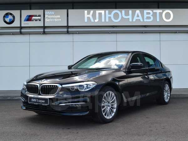 BMW 5-Series, 2020 год, 2 450 000 руб.