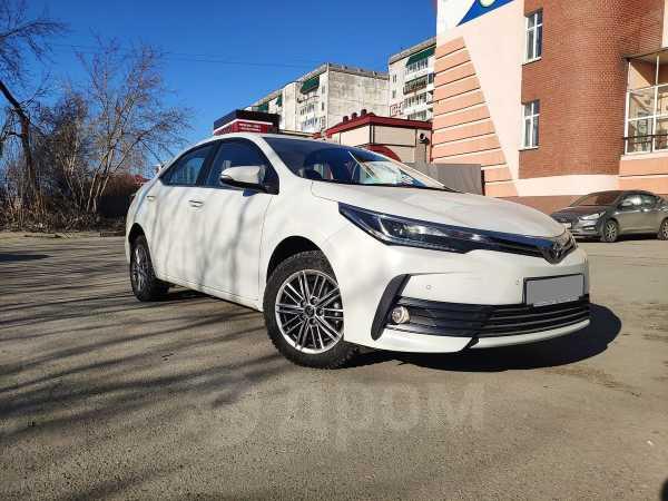 Toyota Corolla, 2018 год, 1 290 000 руб.