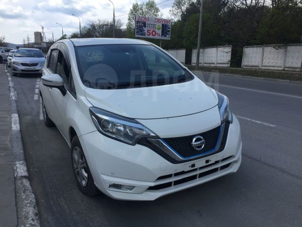 Nissan Note, 2019 год, 635 000 руб.