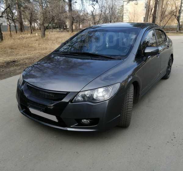 Honda Civic, 2010 год, 700 000 руб.
