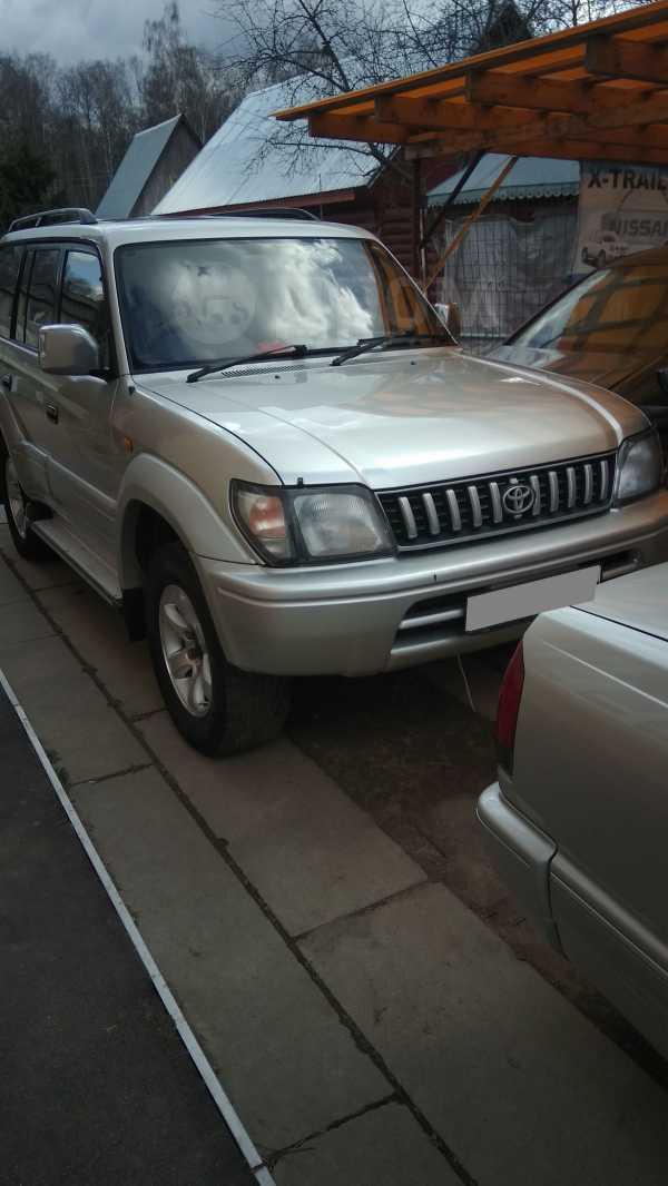 Toyota Land Cruiser Prado, 1999 год, 750 000 руб.