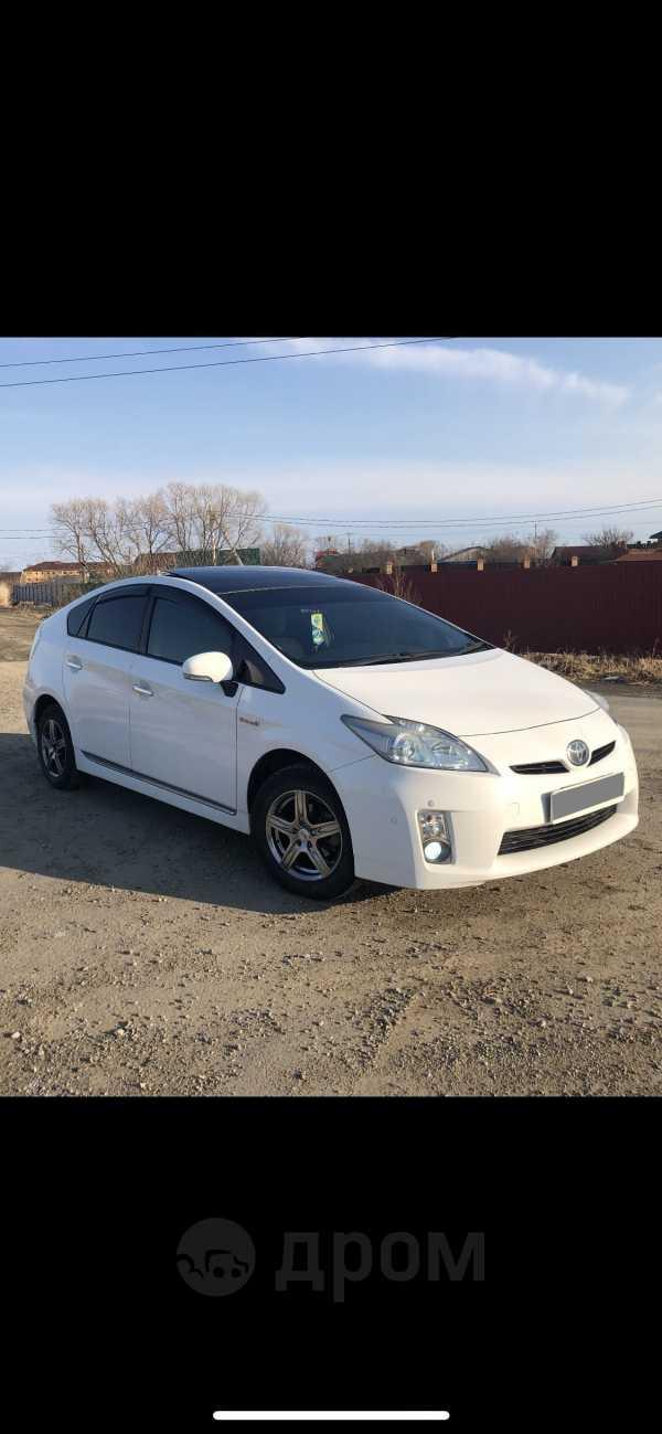 Toyota Prius, 2010 год, 820 000 руб.