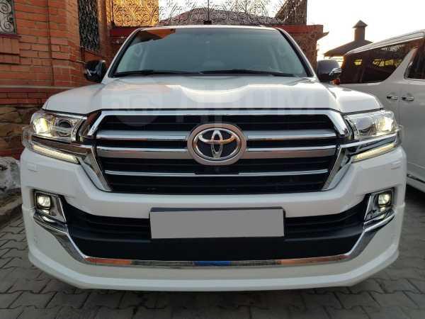Toyota Land Cruiser, 2018 год, 3 985 000 руб.