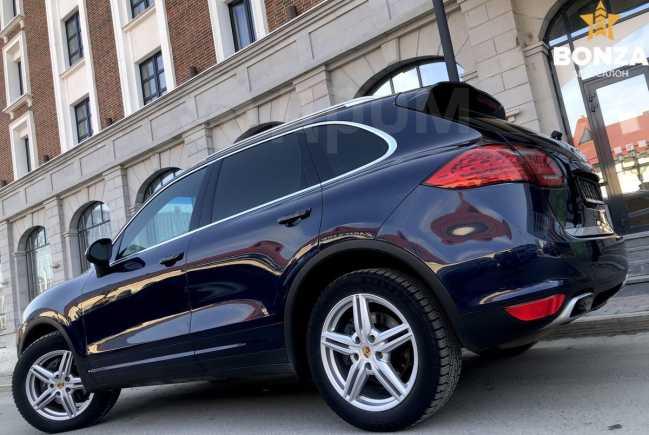 Porsche Cayenne, 2010 год, 1 437 000 руб.
