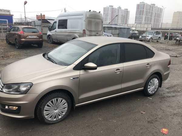 Volkswagen Polo, 2018 год, 755 000 руб.