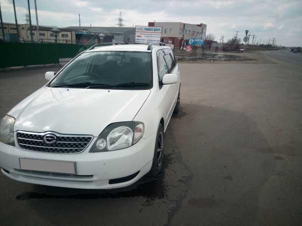 Toyota Corolla Fielder, 2001 год, 360 000 руб.