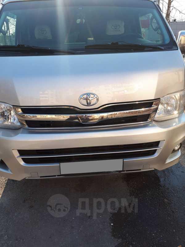 Toyota Hiace, 2011 год, 1 190 000 руб.