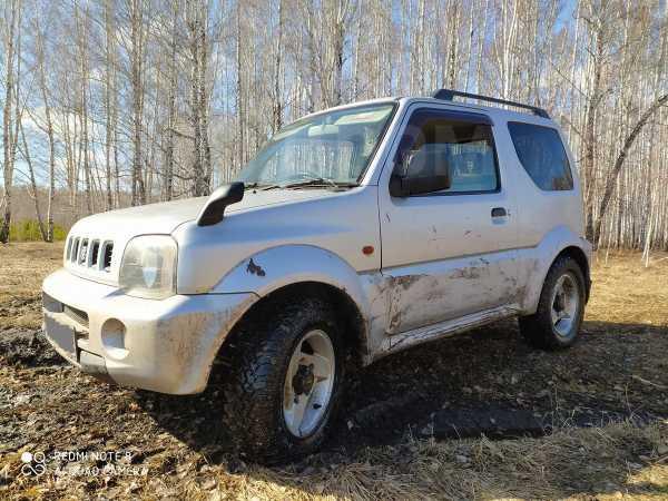 Suzuki Jimny Wide, 1998 год, 260 000 руб.