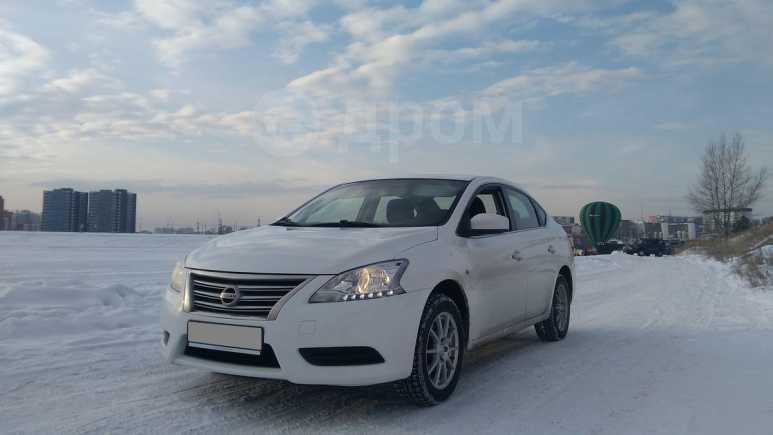 Nissan Sentra, 2015 год, 549 000 руб.