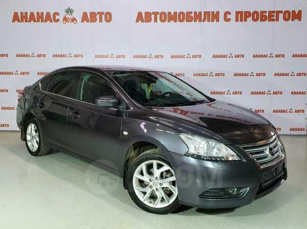 Nissan Sentra, 2014 год, 575 000 руб.