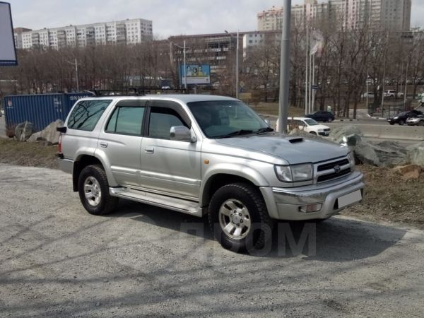 Toyota Hilux Surf, 1999 год, 860 000 руб.