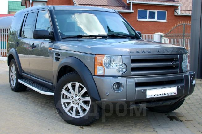 Land Rover Discovery, 2008 год, 650 000 руб.