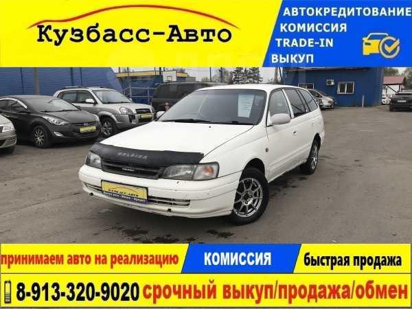 Toyota Caldina, 1998 год, 129 000 руб.