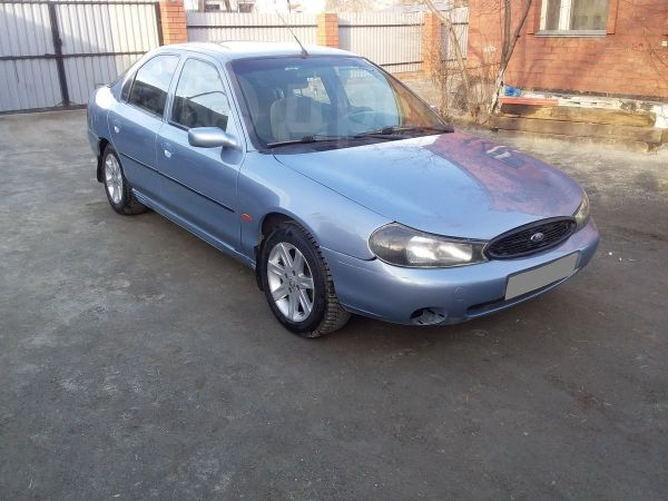 Ford Mondeo, 1996 год, 87 000 руб.