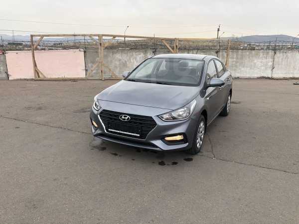Hyundai Solaris, 2019 год, 927 000 руб.